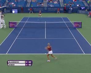 #SerenaWilliams Tennis, Cincinnati: esordio facile Kerber. Se vince torneo potrebbe diventare numero 1 del ranking mondiale - Video:…