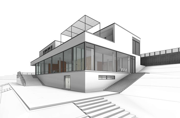 """Check out my @Behance project: """"REVIT TRAINING / VILLA TUGENDHAT"""" https://www.behance.net/gallery/46432351/REVIT-TRAINING-VILLA-TUGENDHAT"""