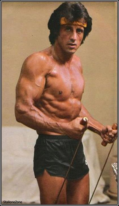 Getting jacked my oh my pinterest sylvester stallone for Tattoo apprenticeship age