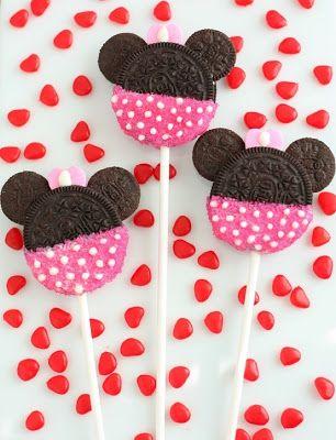 kalliopelp: Decoración De Fiestas Infantiles de Minnie Mouse