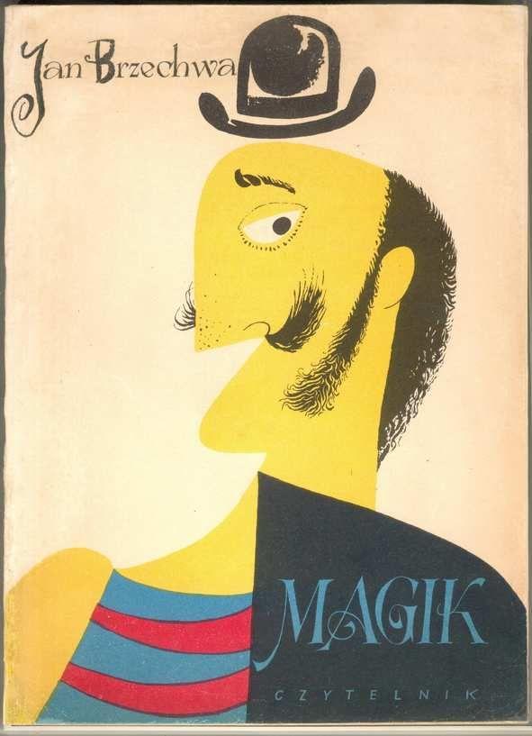 Magik, wyd. Czytelnik, 1957. Janusz Stanny