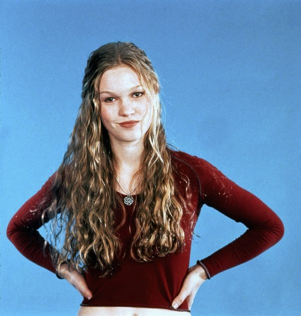 10 Things I Hate About You - I fully admit that when I think about growing out my hair, I think about Julia Stiles in this movie. I still love it and her many annoyed facial expressions.  INTJ excellence. It's absolutely amazing..