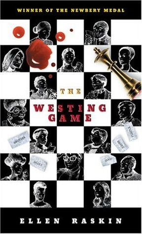 """Review for """"The Westing Game"""" - Reading to Distraction"""