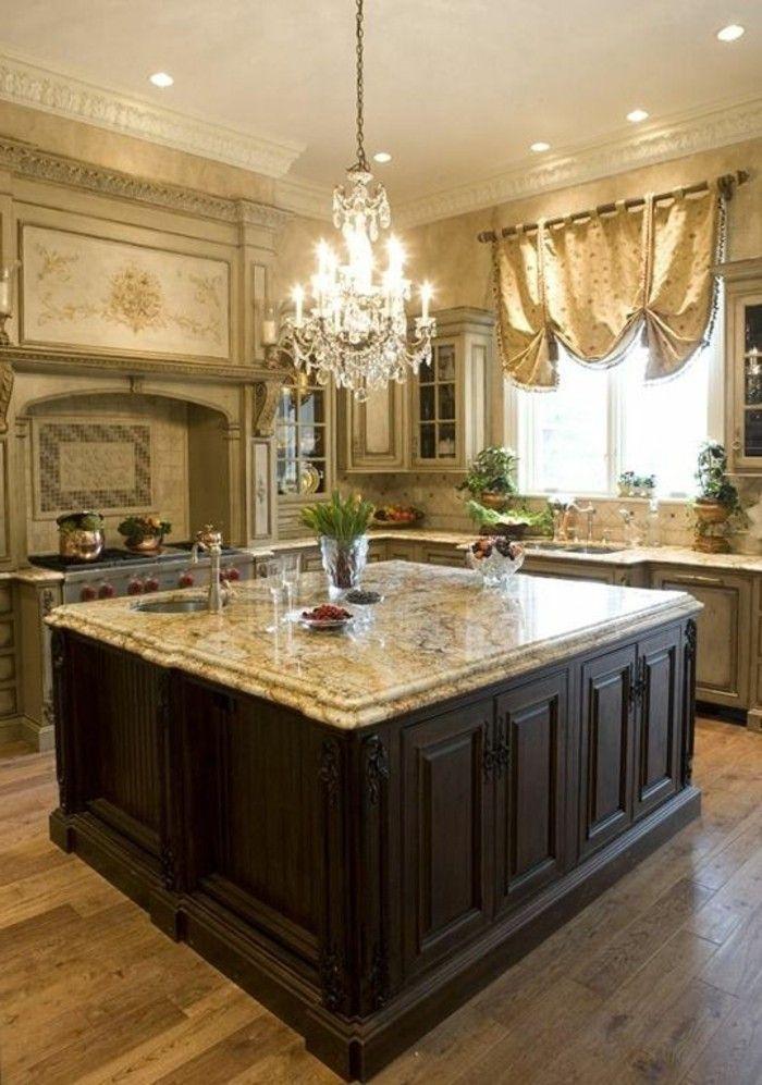 Schauen Sie Sich Unsere Vorschläge Für Küchen Mit Marmor Arbeitsplatte An  Und Lassen Sie Sich Erstaunen, Wie Edel Marmor In Unserem Zuhause Aussehen  Könnte.