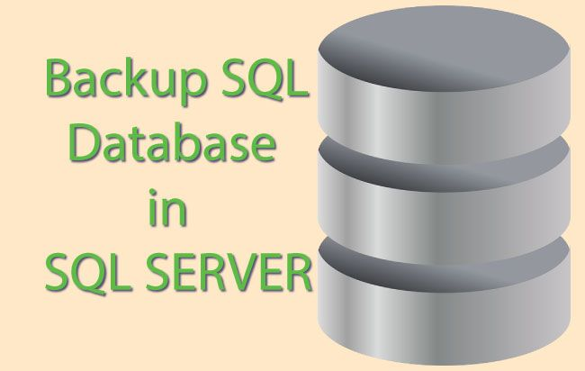 This tutorial teaches you how to Backup you SQL Database using SQL Server Management Studio (SSMS). This will save you from losing your data.