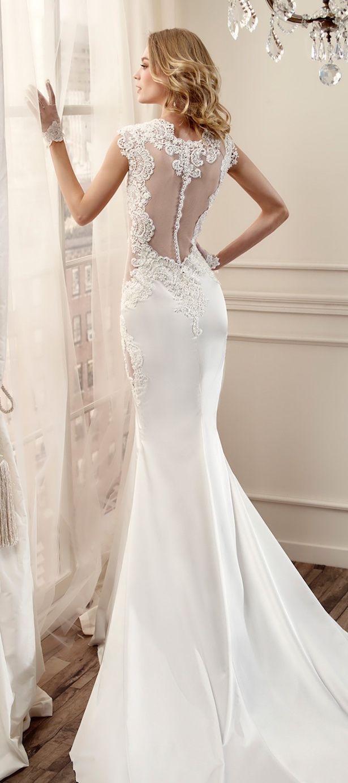 Nicole Spose 2016 Wedding Dress:
