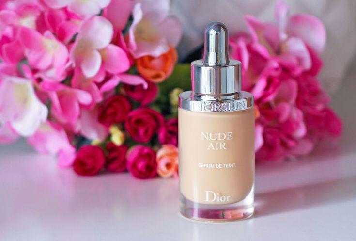 Dior Nude Air Serum Foundation