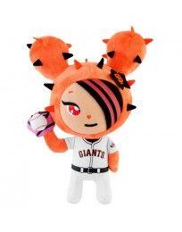 "tokidoki x MLB Giants 8"" SANDy Plush"