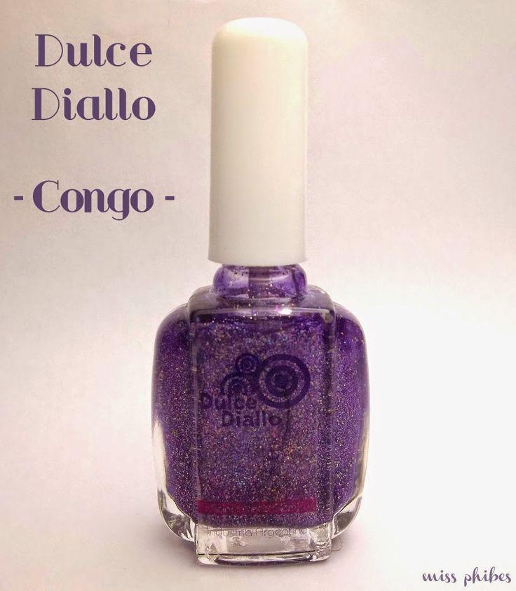 Lo nuevo en Nailart dale color y brillo! Gracias al aporte de Miss Phibes