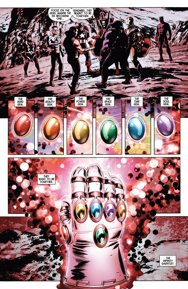 Marvel Infinity Stones - What Are Infinity Gems - Esquire