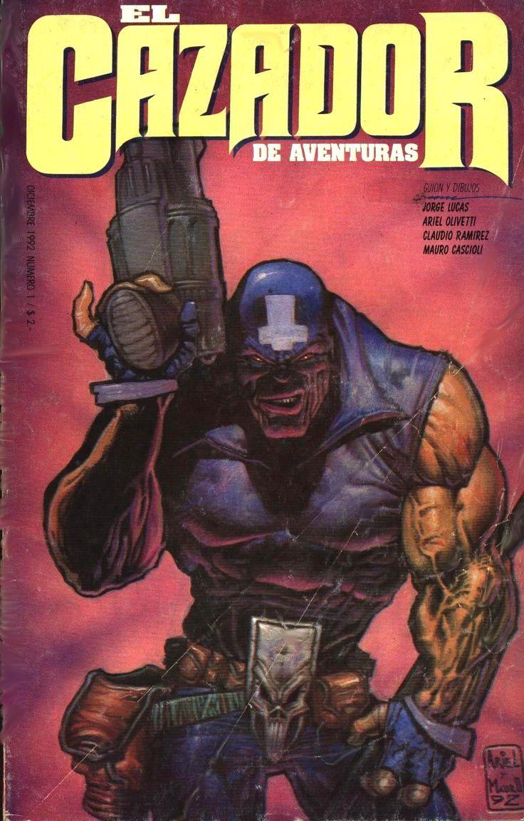 El cazador de aventuras (comic argentino) - Friki.net