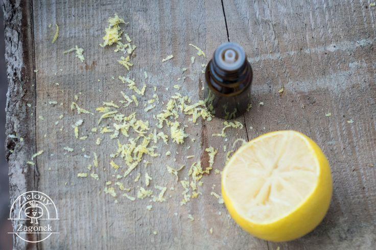 Czy wiesz, że myjąc podłogę olejkiem cytrynowym wzmacniasz odporność, zaś sosnowym walczysz z katarem?