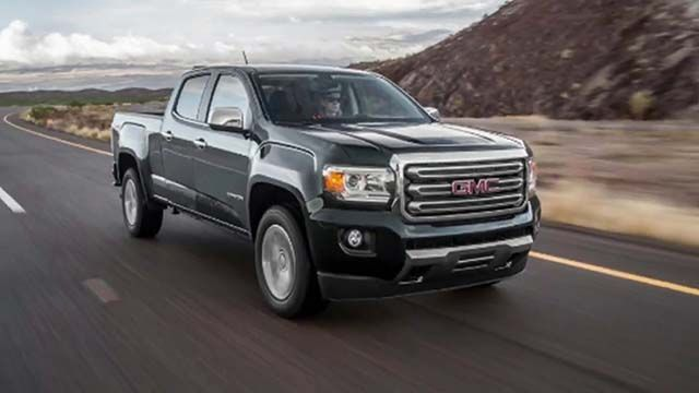 2019 Gmc Canyon Denali Gmc Canyon Canyon Diesel Gmc