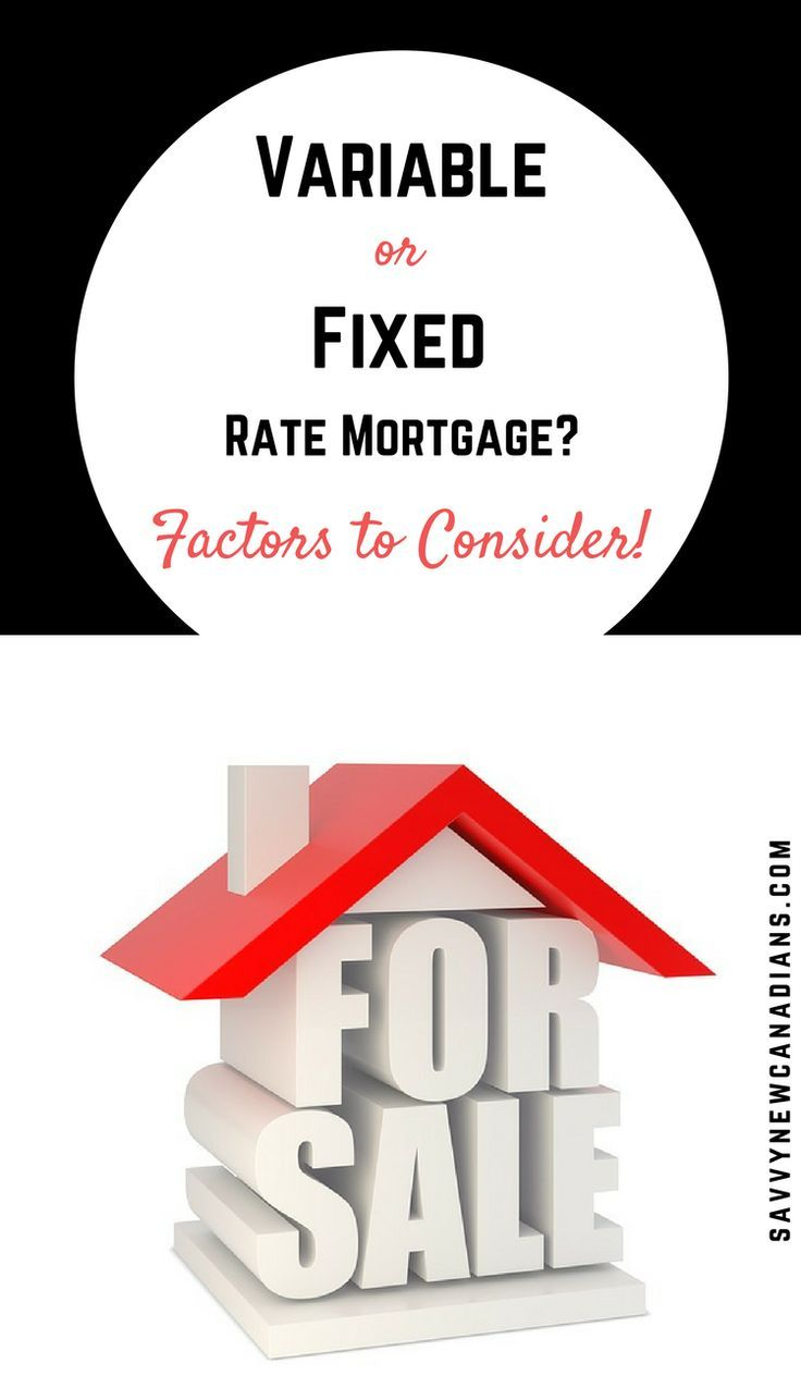 Fixed Vs Variable Rate Mortgage Which Is Better Fixed Rate Mortgage Mortgage Savings Mortgage Lenders