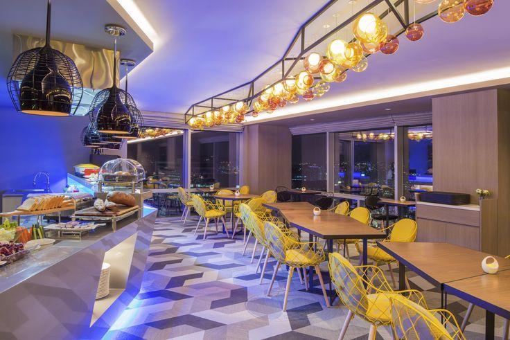 르 스타일 레스토랑 / Le Style Restaurant / 이비스 스타일 앰배서더 서울 명동 / ibis Styles Ambassador Seoul Myeongdong