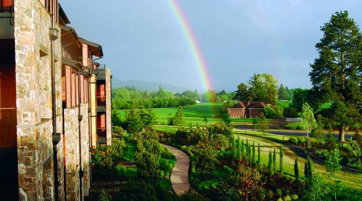TripBucket - Stay at The Allison Inn & Spa, Newberg, Oregon