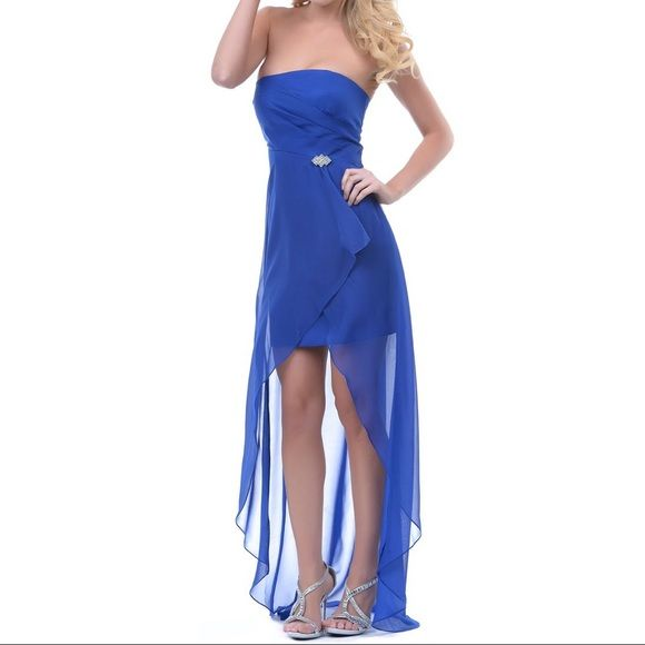 8 best High ~ Low images on Pinterest | Party wear dresses, Formal ...