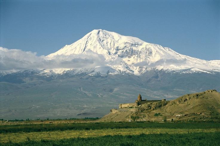 Mt Ararat, Turkey