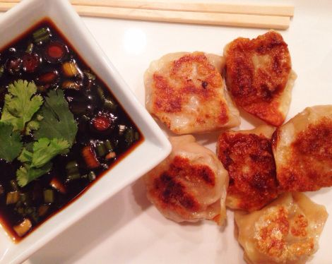 COPYKAT Blue Koi Recipe!!  Spicy Chili Pepper Wontons as seen on Dinners Drive-ins and Dives...Obsessed with this recipe and have been searching for a good one!!  SCORE!  Its delish!!  <3