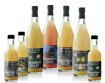 Chegworth Valley Farm Natural Fruit Juices