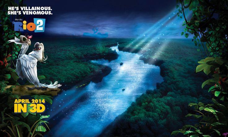Rio  Movie HD Wallpapers Facebook Cover Photos