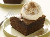 Mexican brownies... awesome with Ghirardelli dark chocolate brownie mix.