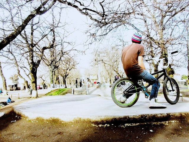 street Park by Pansho López Bmx, via Flickr