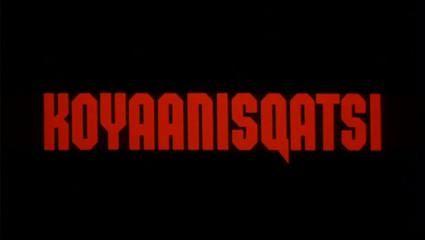 Koyaanisqatsi (1982) - Official Trailer [VO-HD]
