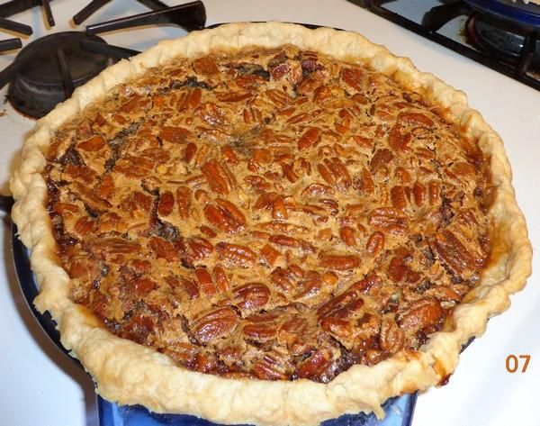 Utterly Deadly Southern Pecan Pie Recipe - Food.com - 101954