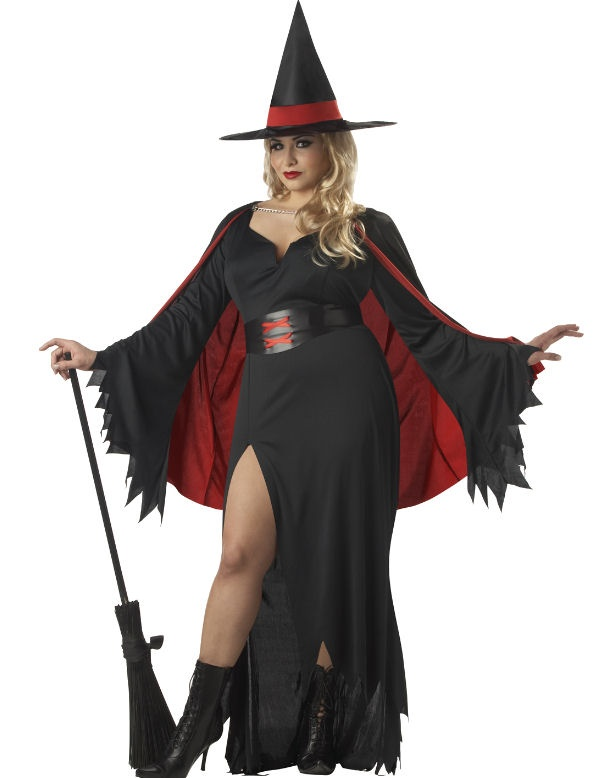 Scarlet Witch Costume (Plus Size)