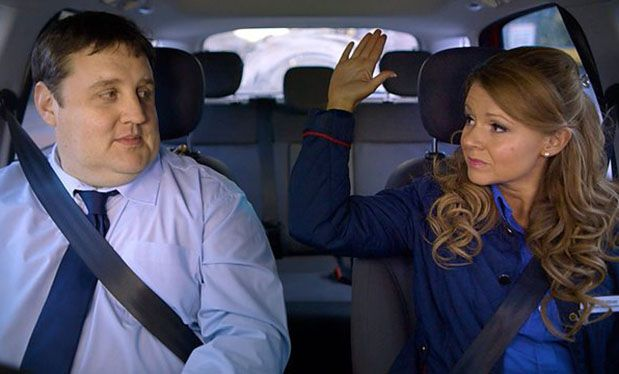 Everything you need to know about series 2 of Peter Kays Car Share