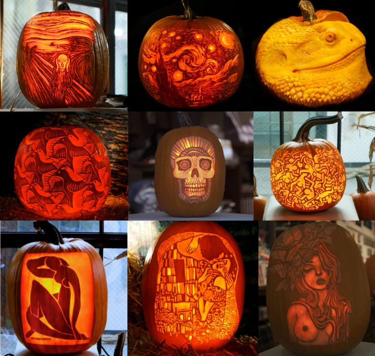 DIY pumpkin carving! These guys are professional! Life as a Professional Pumpkin Carver *not just Halloween*