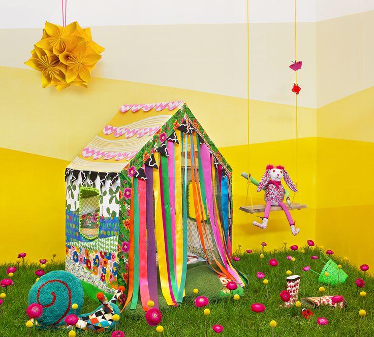 dessine moi une maison jardin printanier pour les enfants. Black Bedroom Furniture Sets. Home Design Ideas
