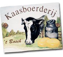 Kaasboerderij 't Bosch in Made