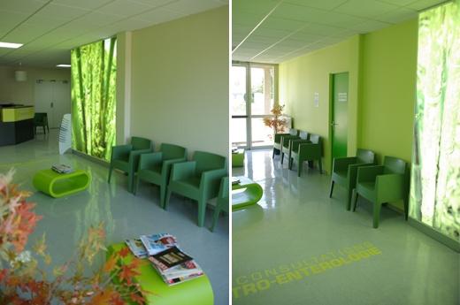 Clinique Orleans - Design by Didier VERSAVEL - Viadoma