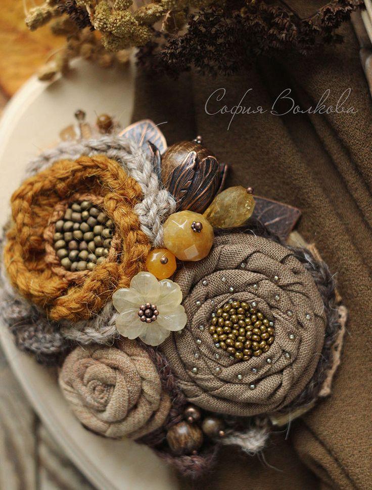 Вдохновляющая осень: интервью с Софией Волковой - Ярмарка Мастеров - ручная работа, handmade