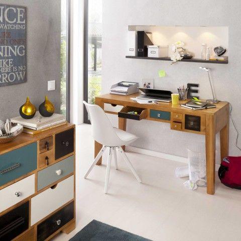 9 best wohnzimmer images on Pinterest Metal, Industrial chic and - amerikanische küche einrichtung
