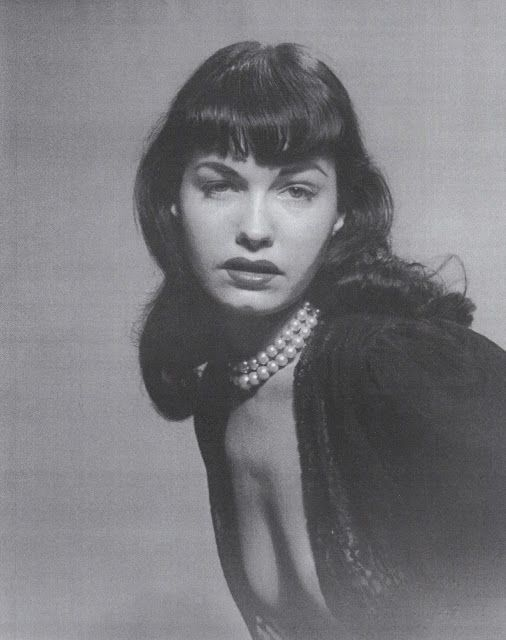 Betty Page Photos: 48 Best Images About Betty Page Bangs On Pinterest