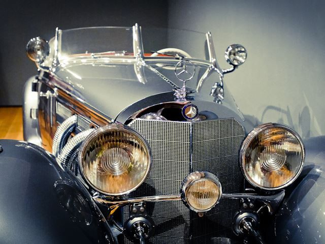 Record Auction Sales: 1937 Mercedes-Benz 540K Special Roadster