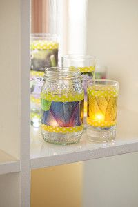 Creative Company   Photocraft: Quick fix candle holders