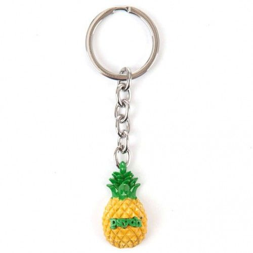 Pin By Laiz Perez On Tatuagens T Tattoos Life Tattoos And: Psych Pineapple Keychain