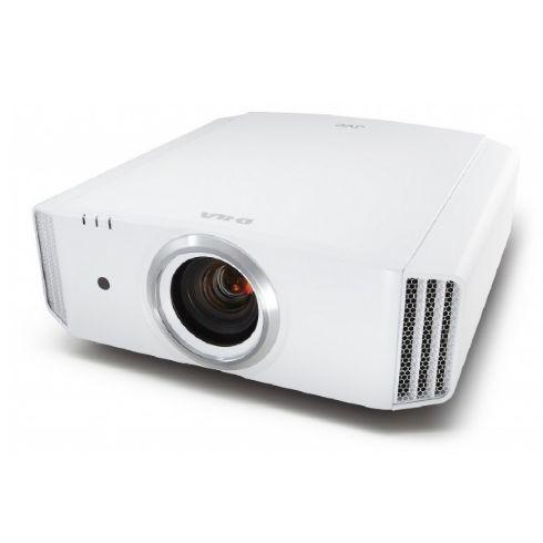 VIDEOPROYECTOR JVC DLA- X35. Este proyector frontal D-ILA posee un brillo de 1.300 lúmenes y un contraste nativo de 50.000:1. Estos valores de brillo, alto contraste nativo y calidad cinematográfica son fruto del motor óptico con dispositivos D-ILA originales de JVC y de un polarizador de rejilla con rendimiento mejorado.  #JVC #videoproyector