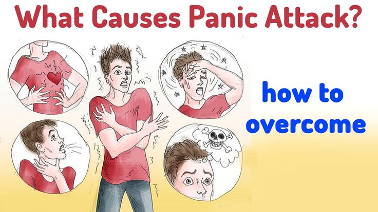 What Causes Panic Attack! How To Overcome?