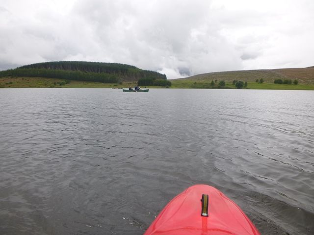 Very peaceful location for some paddling and only few miles away from Alyth & Blairgowrie, Perthshire, Scotland