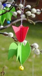 Tulpen basteln