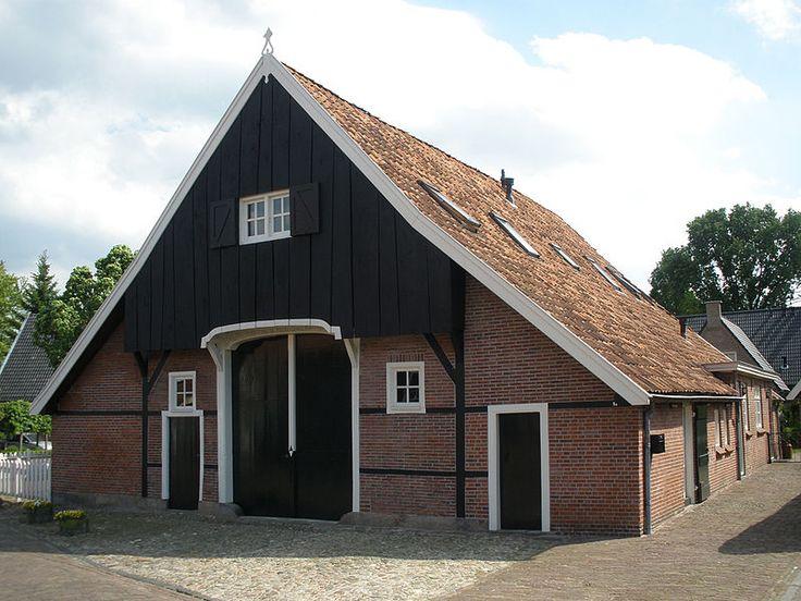 Delden vossenbrink 3 vakwerkboerderij uit 1754 - La fascinante maison de verre h house aux pays bas ...