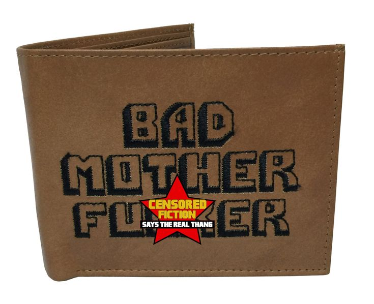 BMF Wallet Inspired by Pulp Fiction The Original Version ...