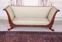 Empírová sofa - originál