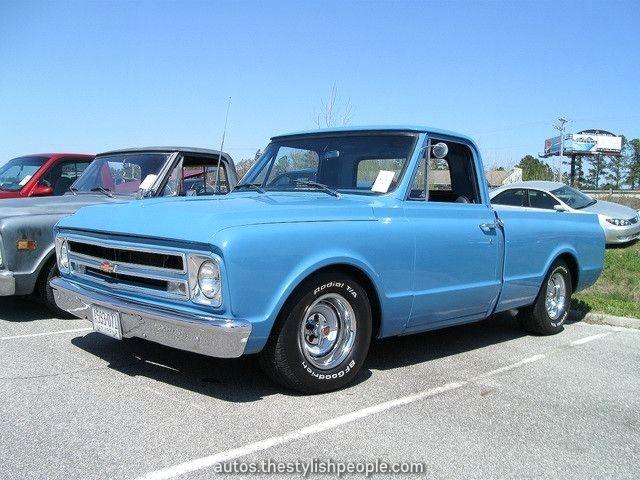 Unique And Creative Chevrolet Cpickup Classic Chevy Trucks