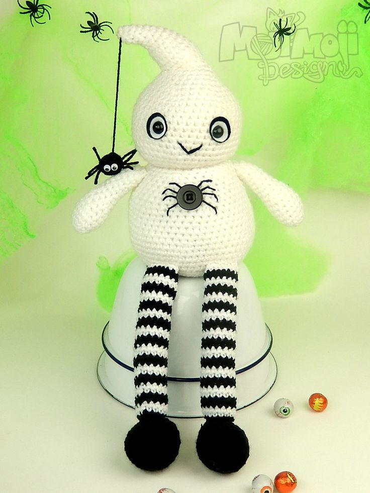 Amigurumi Zeitschrift Halloween : Meer dan 1000 afbeeldingen over My Moji-Moji Amigurumi op ...